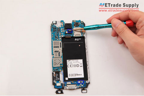 How To Disassemble/Take Apart/Tear Down The Samsung Galaxy