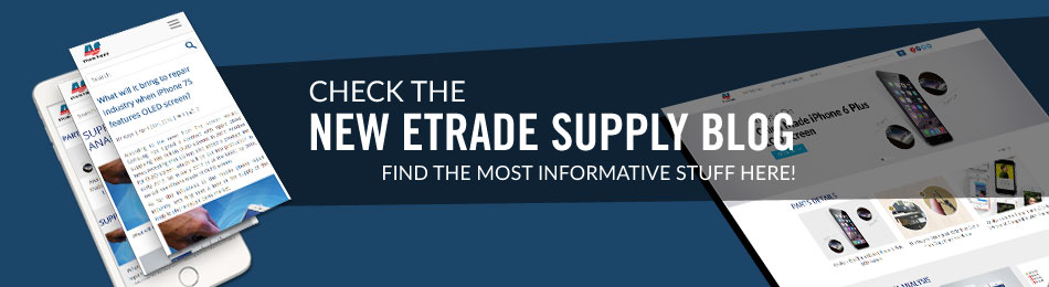 New ETrade Supply Blog