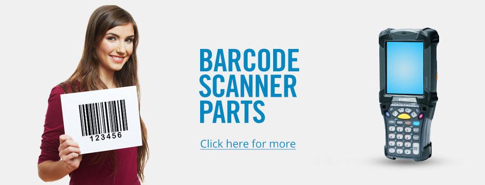 barcode scaner parts