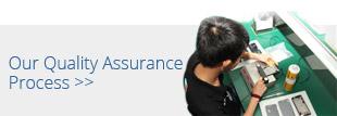Our QualityAssurance Process